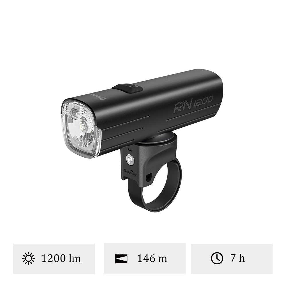 Olight RN 1200 - Éclairage Avant Vélo 1200 Lumens