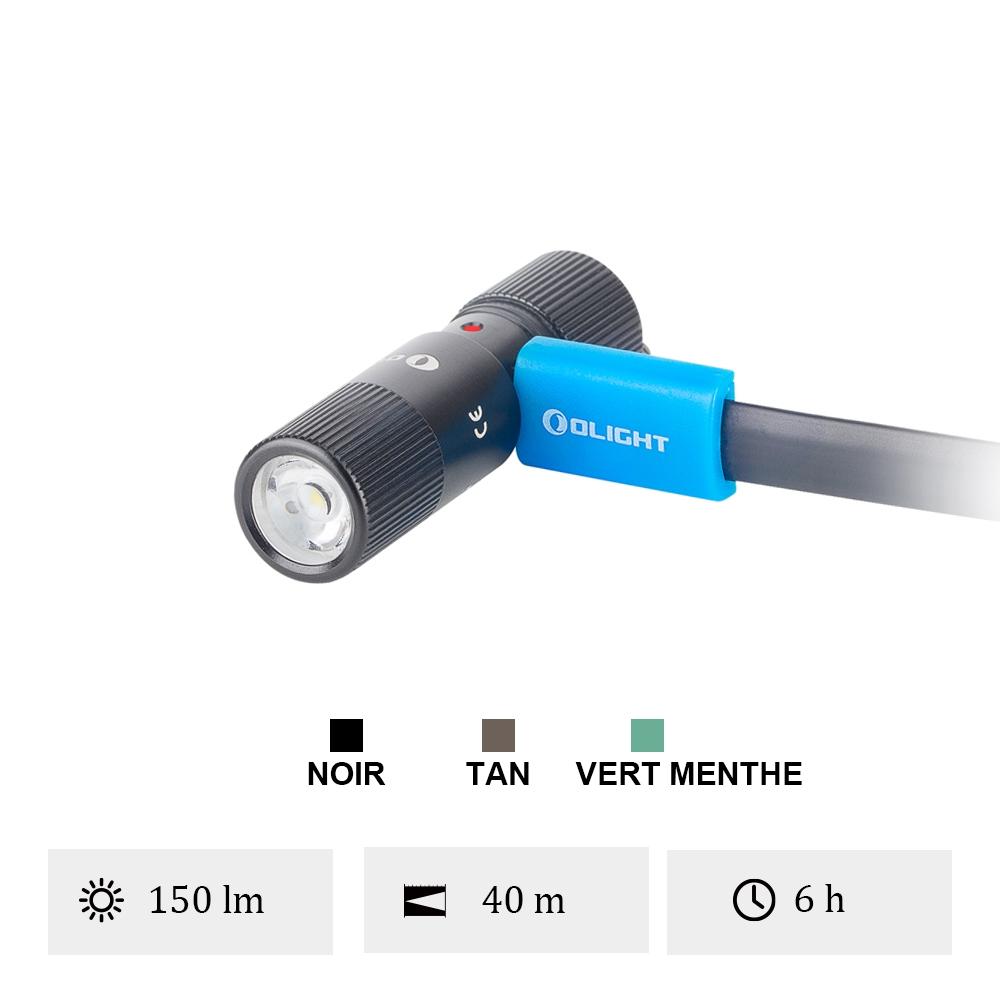 Olight i1R 2 EOS - Lampe Porte Clé LED