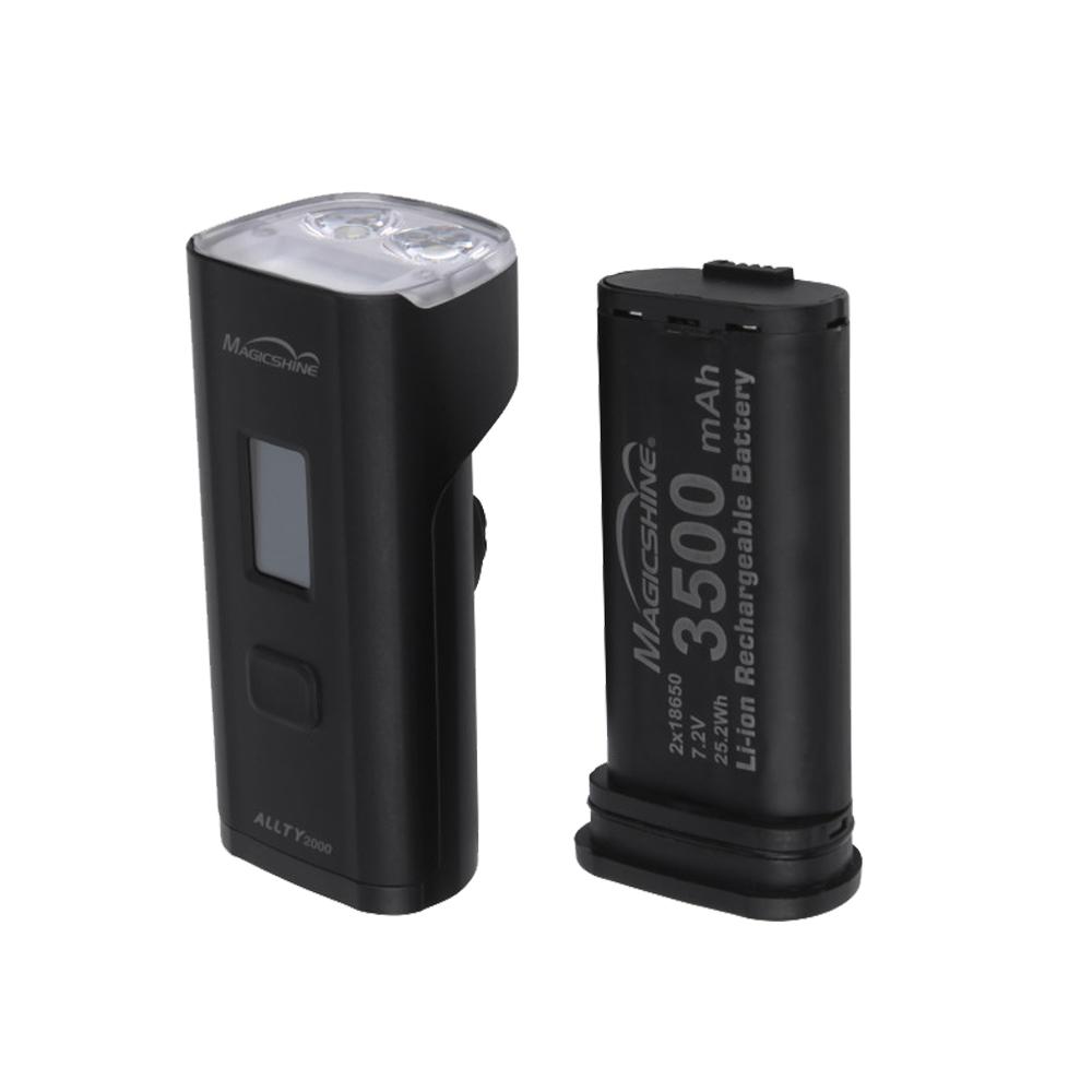 Olight Allty 2000 Batterie