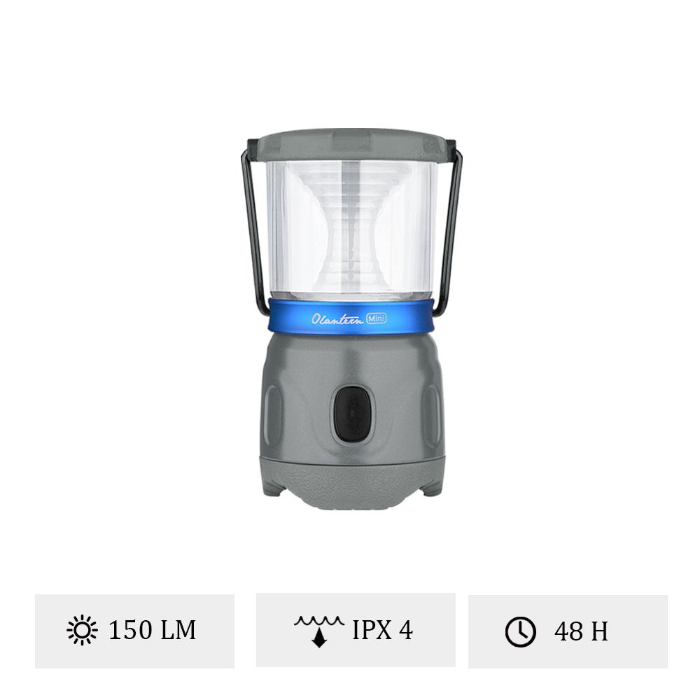 Olight Olantern Mini Gris -  Lanterne Camping Décorative Compacte