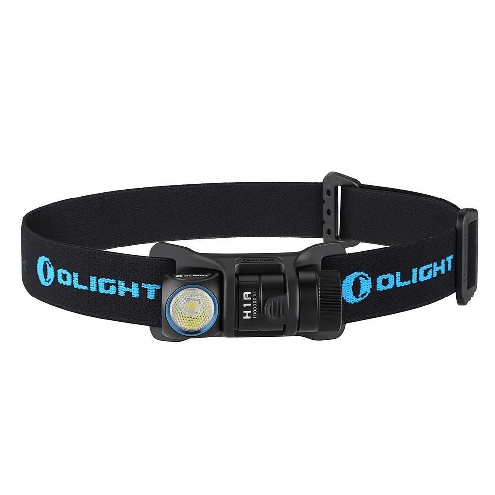 Olight H1R Nova - Lampe Torche Frontale Rechargeable