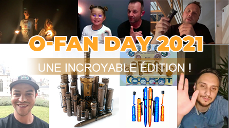 Olight O-Fan Day 2021 – Une incroyable édition !