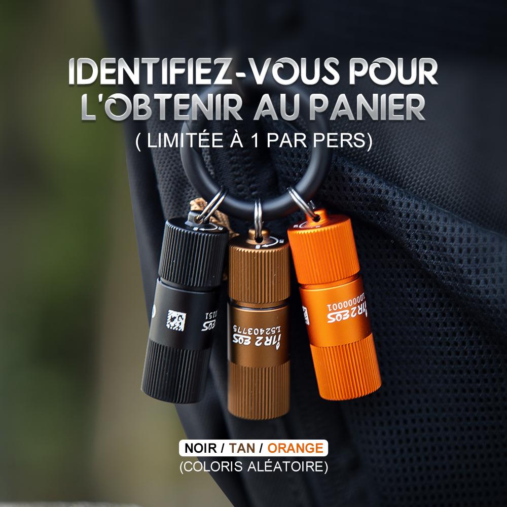 【Cadeau Offert】Olight i1R 2 EOS Coloris Aléatoire - Lampe Porte-Clés