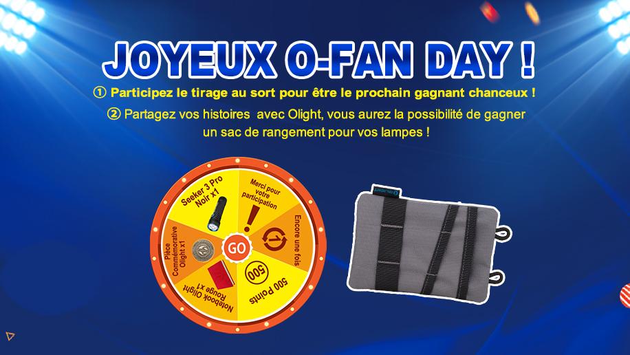 Joyeux O-Fan Day