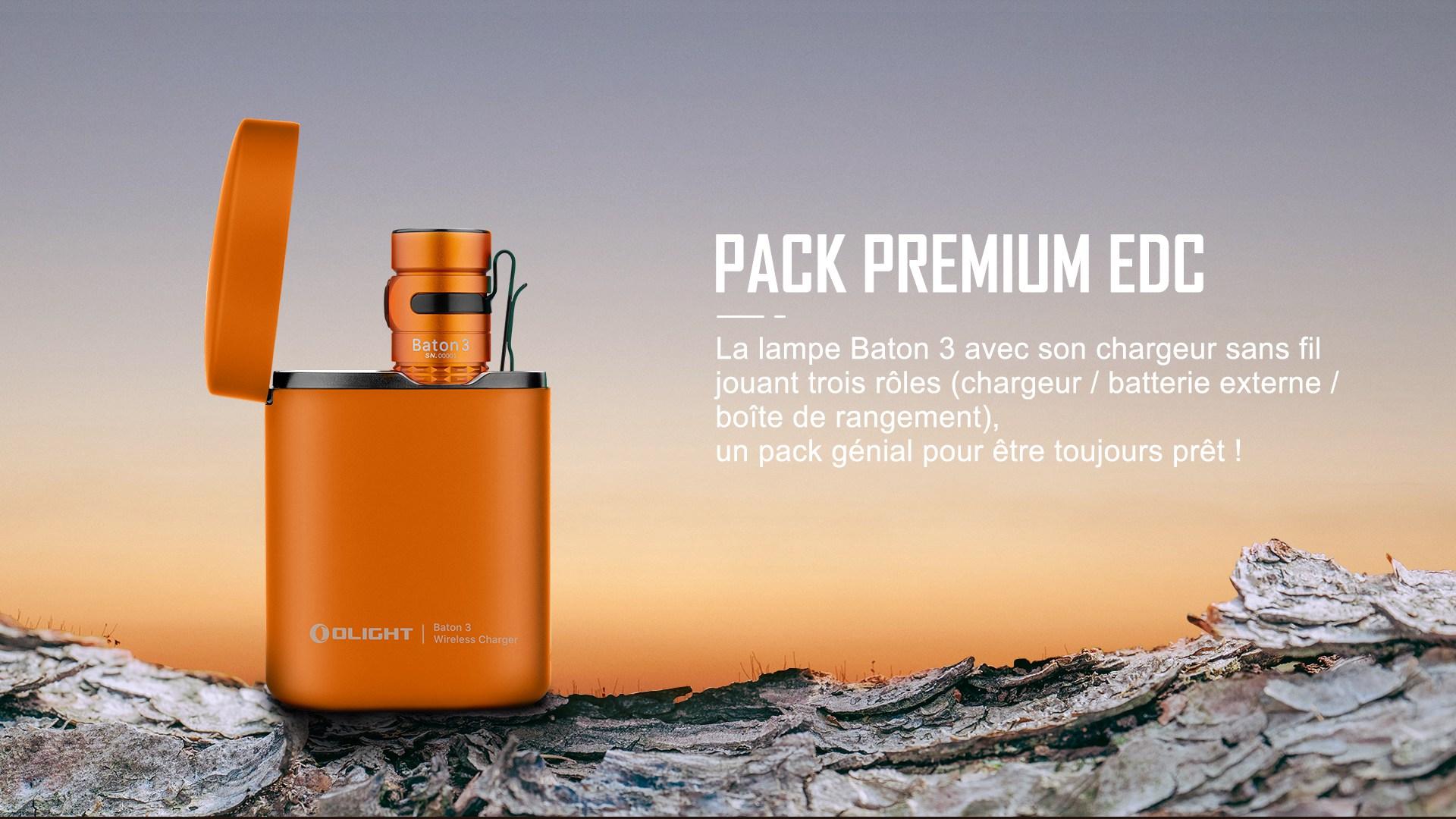 Pack Premium EDC